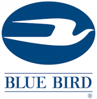 BLUE BIRD logo